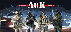 AuK - No Games Just War
