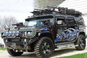 BF4 - new Humvee?