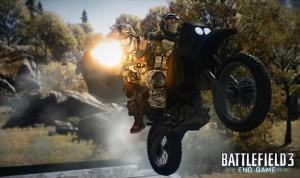 Battlefield 3 - End Game Dirt Bike