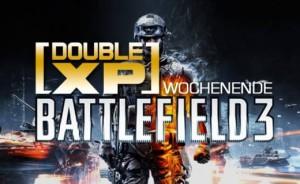 BF3 - Double XP WE