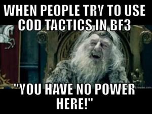 COD Tactics