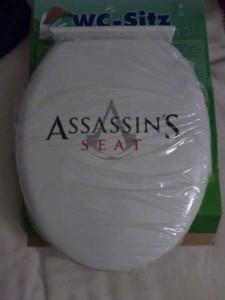 Assassin Seat