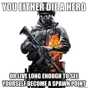 Hero or Spawn