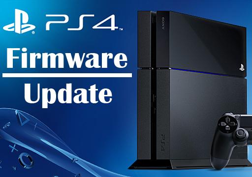 PS4  Firmware-Update