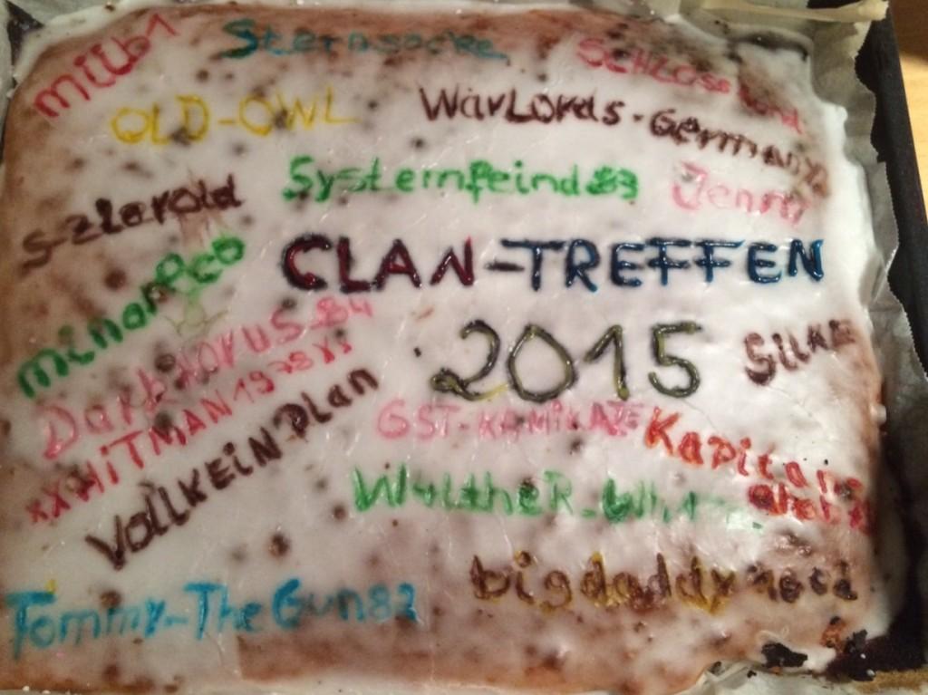 Clantreffen 2015 II