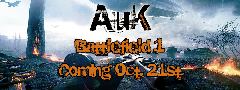 BF1 Coming